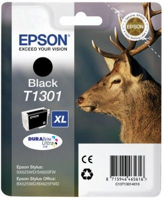 Cartus Inkjet Epson T1301 Black