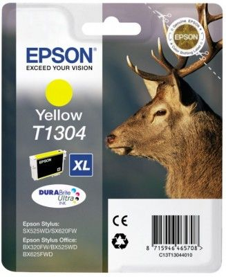 Cartus Inkjet Epson T1304 Yellow