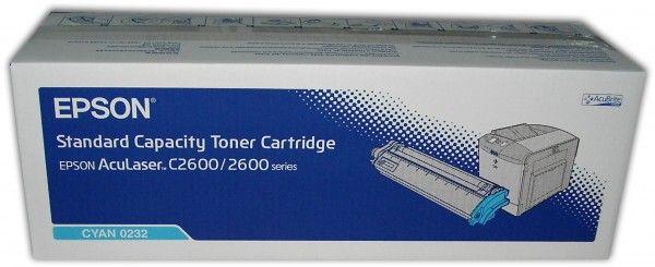 Cartus Laser Epson S050232 Cyan Standard Capacity