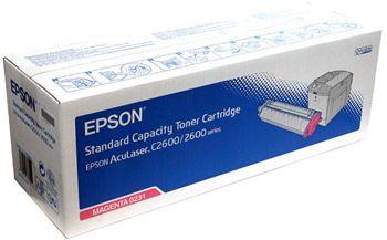 Cartus Laser Epson S050231 Magenta Standard Capacity