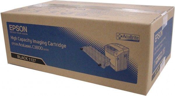 Cartus Laser Epson S051127 Black High Capacity