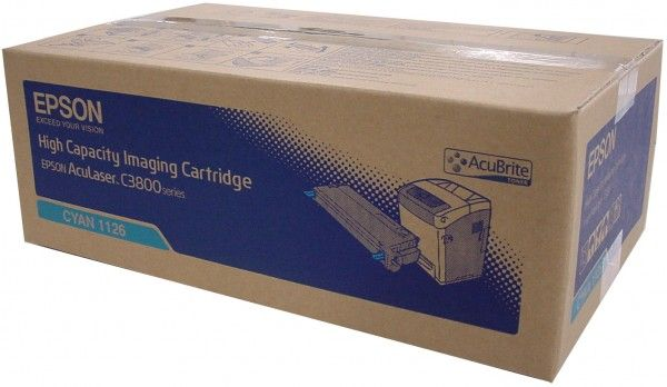 Cartus Laser Epson S051126 Cyan High Capacity