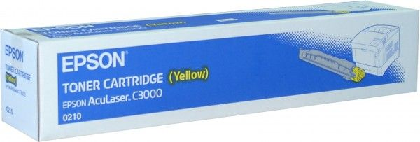 Cartus Laser Epson S050210 Yellow