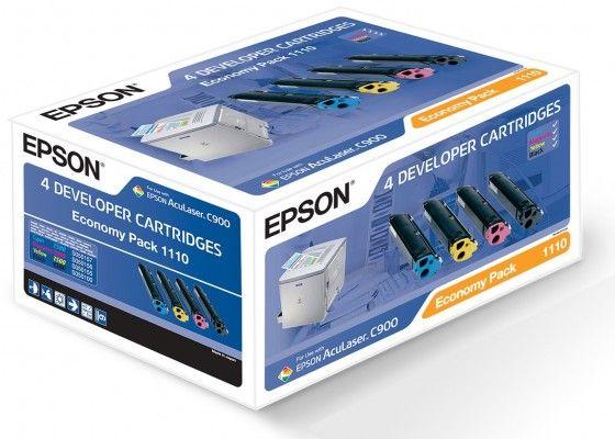 Toner Multipack Epson S051110 M+C+Y+Bk