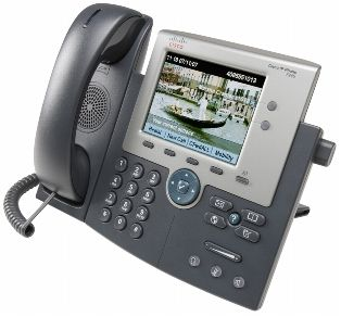 Telefon Cisco IP 7945 Gig Ethernet Color spare