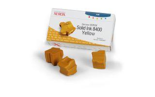 Cartus Yellow Xerox Phaser 8400 Color Stix 3buc