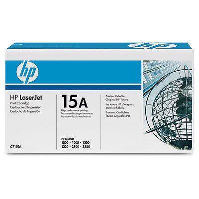 Cartus Laser HP 1200 1220 1000 3300 C7115A