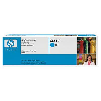 Cartus Laser HP CLJ 9500 cyan C8551A