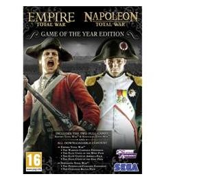 Empire & Napoleon Total War GotY PC