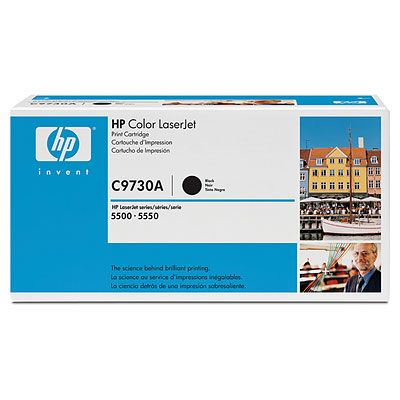 Cartus Laser HP CLJ 5500 black C9730A