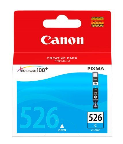 Cartus Inkjet Canon Cyan CLI-526C