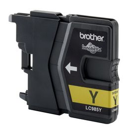 Cartus inkjet Brother LC985Y Yellow