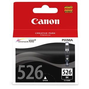 Cartus InkJet Canon CLI-526B Black