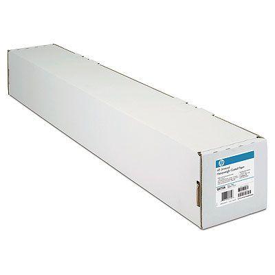 Hartie inkjet HP alb stralucitor - 610 mm x 45 7 m (C6035A)