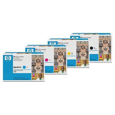 Cartus Laser HP Color 4730 MFP magenta Q6463A