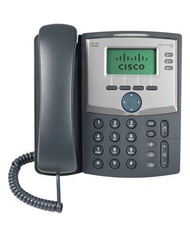 Telefon Cisco IP SPA303 3 Line with Display and PC Port