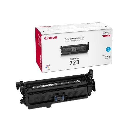Cartus Laser Canon CRG-723 Cyan for LBP-7750Cdn