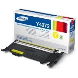 Cartus Laser Samsung CLT-Y4072S Yellow