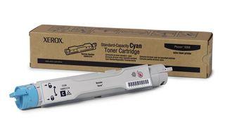 Cartus Laser Phaser 6360 Standard Xerox Cyan 106R01214