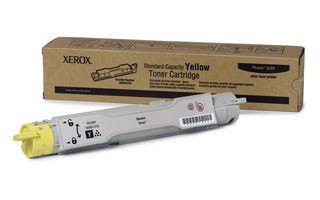 Cartus Toner Phaser 6360 Standard Xerox Yellow 106R01216