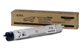 Cartus Laser Phaser 6360 Standard Xerox Black 106R01217 title=Cartus Laser Phaser 6360 Standard Xerox Black 106R01217