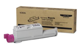 Cartus Laser Phaser 6360 Hi-Cap Xerox Magenta 106R01219