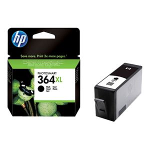 Cartus Inkjet HP 364XL Black