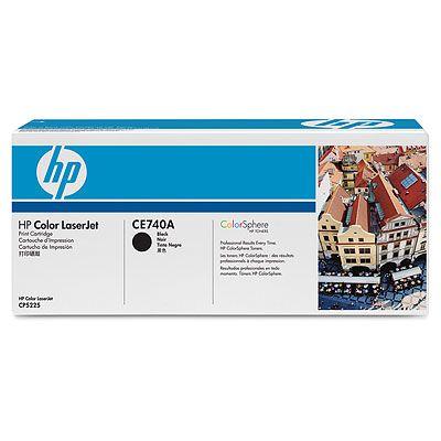 Cartus Laser HP CE740A Negru