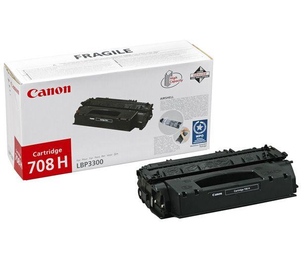 Cartus Laser Canon CRG-708H Black CR0917B002AA