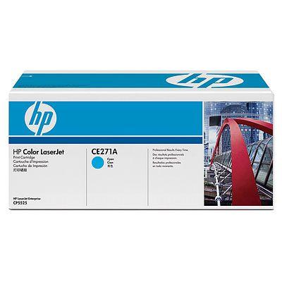 Cartus Laser HP CE271A Cyan