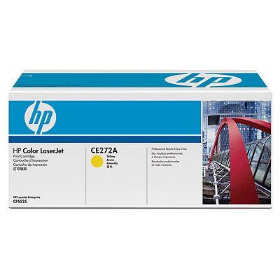 Cartus Laser HP Yellow CE272A