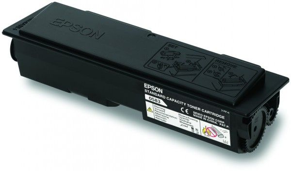 Cartus Laser Epson Negru S050583 Standard Capacity