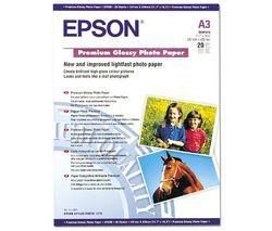 Hartie Fotografica Epson Premium Glossy A3 20 sheets