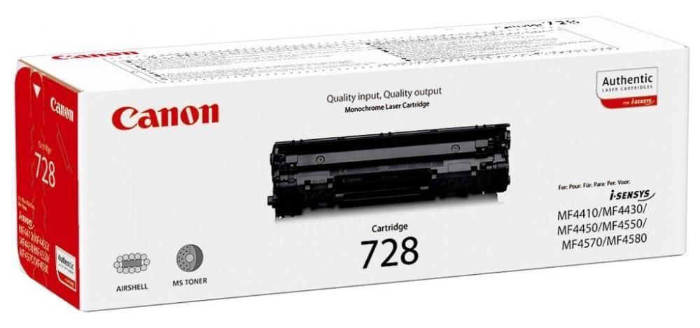 Cartus Laser Canon CRG-728
