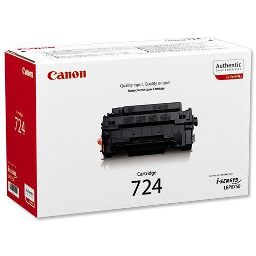 Cartus Laser Canon CRG-724