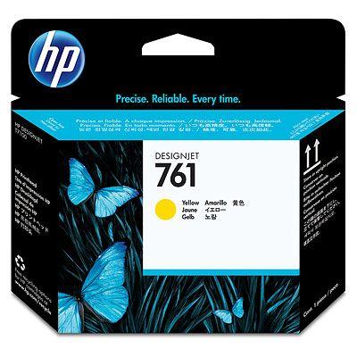 Cap de imprimare HP 761 Yellow