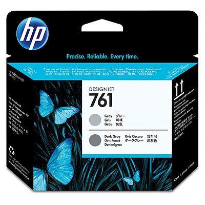 Cap de imprimare HP 761 Gray/Dark Gray