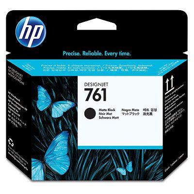Cap de imprimare HP 761 Matte Black/Matte Black