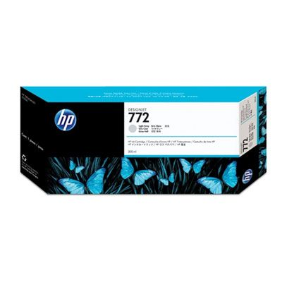 Cartus Inkjet HP 772 Light Gray