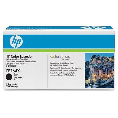 Cartus Laser HP CE264X Black