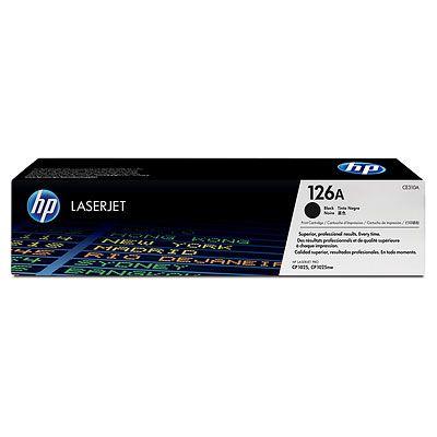 Cartus Laser HP 126A Black