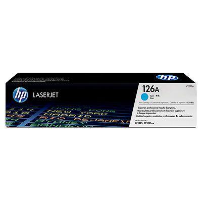 Cartus Laser HP 126A Cyan