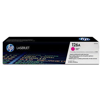 Cartus Laser HP 126A Magenta