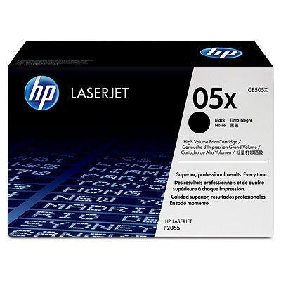 Pachet 2 Cartus Laser HP 05X Black