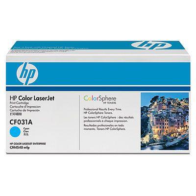 Cartus Laser HP CF031A Cyan