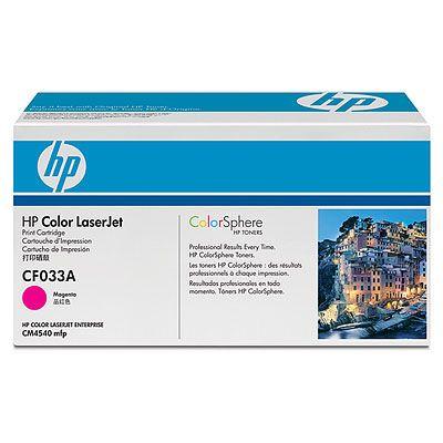 Cartus Laser HP CF033A Magenta
