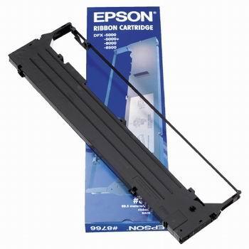 Cartus Ribbon Epson Black S015055