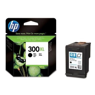 Cartus Inkjet HP 300XL Negru CC641EE