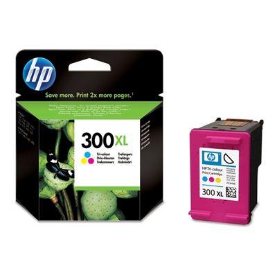 Cartus Inkjet HP 300XL Tri-Color CC644EE