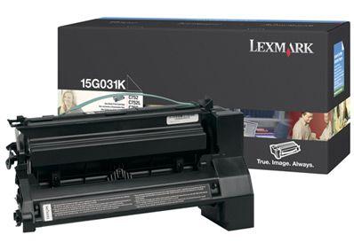 Cartus Laser Lexmark Negru pentru C752L C752 C760 C762 (6K)